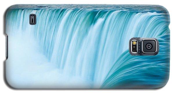 Power Of Niagara Falls Galaxy S5 Case by Peta Thames