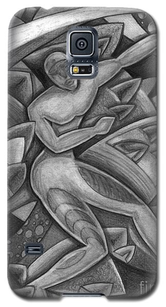 Power Of The Dance - Reach Galaxy S5 Case
