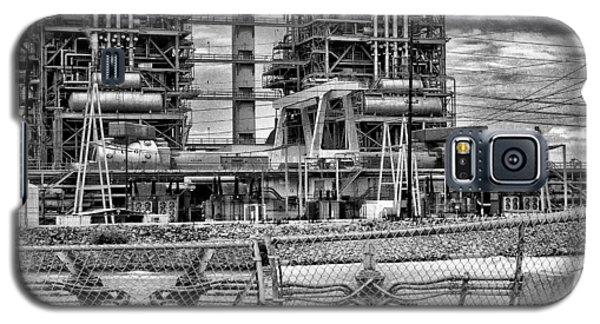 Power Plant In Long Beach Galaxy S5 Case
