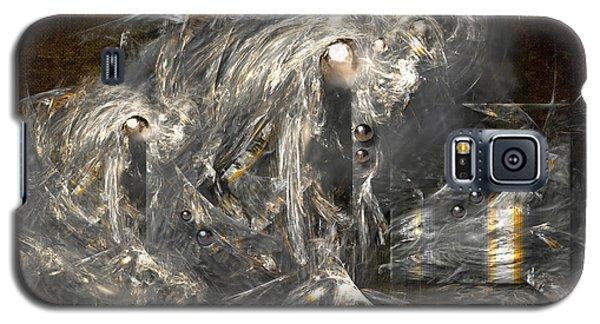 Light Energy Power Station Galaxy S5 Case by Alexa Szlavics