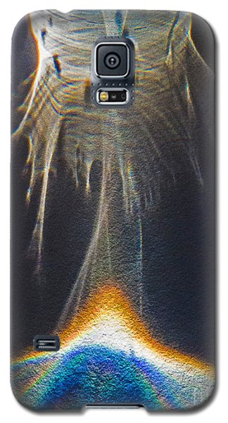 Powered By Light Galaxy S5 Case