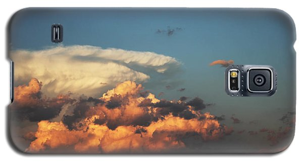 Powerful Cloud Galaxy S5 Case