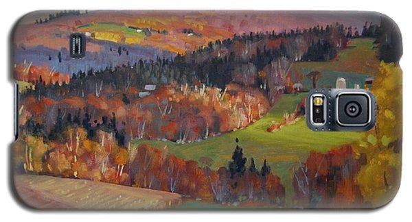 Pownel Vermont Galaxy S5 Case by Len Stomski