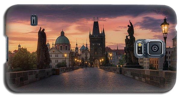 Castle Galaxy S5 Case - Prague-ii by Juan Manuel Fernandez