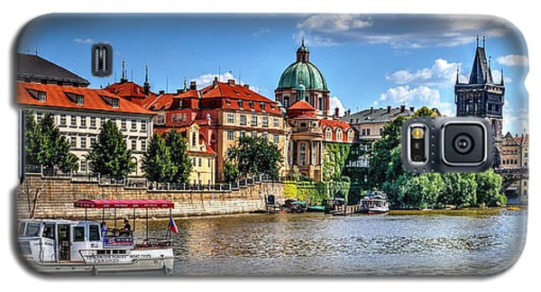 Galaxy S5 Case featuring the photograph Prague by Joe  Ng