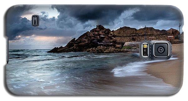 Galaxy S5 Case featuring the photograph Praia Formosa by Edgar Laureano