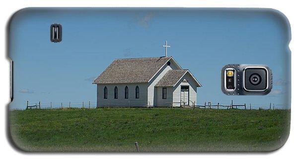 Prairie Church Galaxy S5 Case
