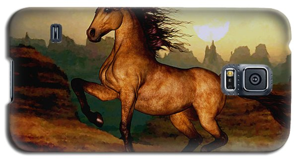 Prairie Dancer Galaxy S5 Case