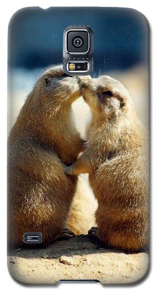 Prairie Dogs Kissing Galaxy S5 Case