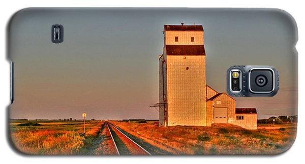 Prairie Meadows Galaxy S5 Case