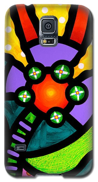 Prairie Sunflower Galaxy S5 Case