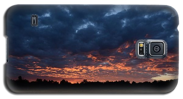 Prairie Sunrise Galaxy S5 Case