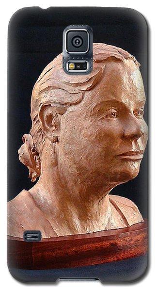 Prairie Woman Galaxy S5 Case by Dan Redmon