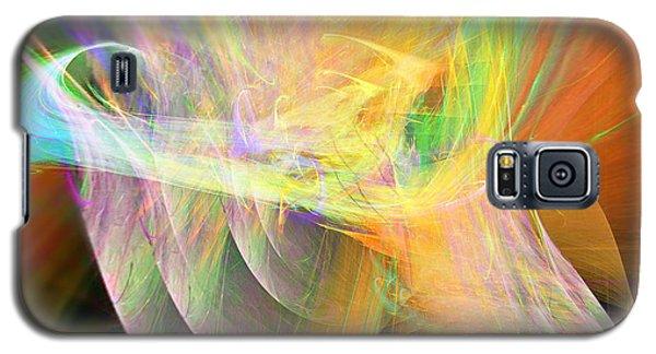 Galaxy S5 Case featuring the digital art Praise by Margie Chapman