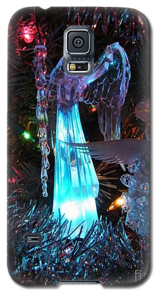 Praising Angel Galaxy S5 Case