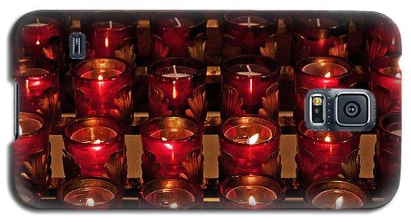 Prayer Candles Galaxy S5 Case
