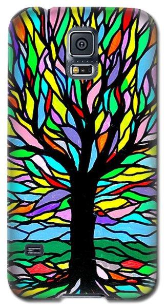 Prayer Tree Galaxy S5 Case