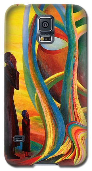 Prayers At The Tree Of Life Galaxy S5 Case