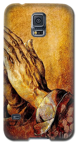 Praying Hands Galaxy S5 Case