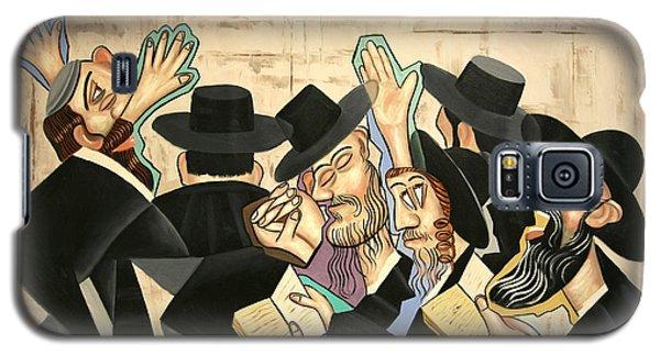 Praying Rabbis Galaxy S5 Case