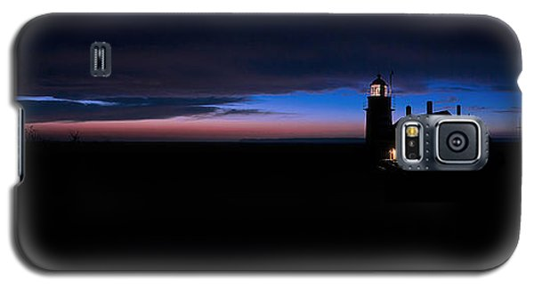 Pre Dawn Light Panorama At Quoddy Galaxy S5 Case