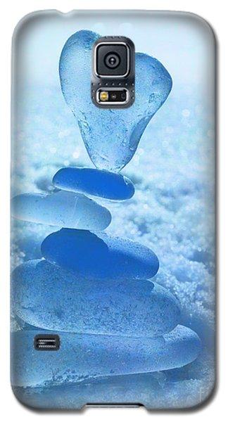 Precarious Heart Galaxy S5 Case