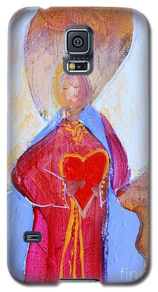 Precious Heart Angel Galaxy S5 Case