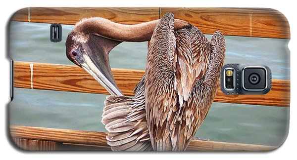 Preening Galaxy S5 Case