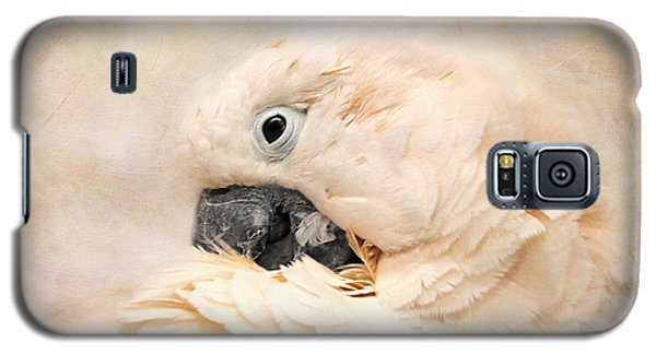 Preening Galaxy S5 Case by Jai Johnson