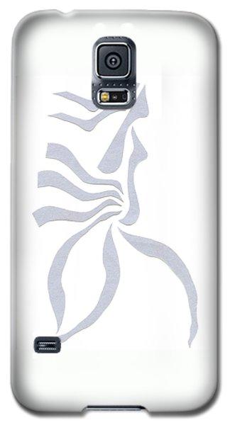 Pregnant Fog Galaxy S5 Case by Delin Colon