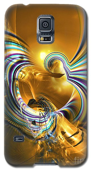 Prelude Of Colors - Surrealism Galaxy S5 Case