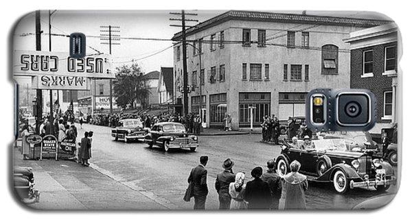 Pres. Roosevelt's Motorcade 1944 Galaxy S5 Case
