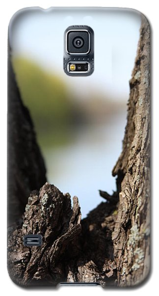 Galaxy S5 Case featuring the photograph Present Past And Future by Vadim Levin