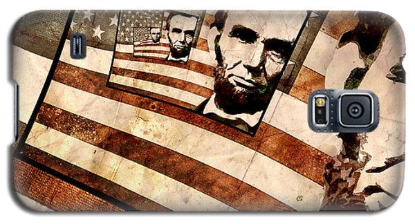 President Abraham Lincoln Galaxy S5 Case
