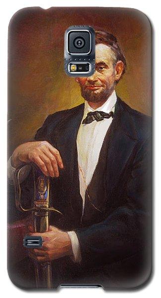 President Abraham Lincoln Galaxy S5 Case