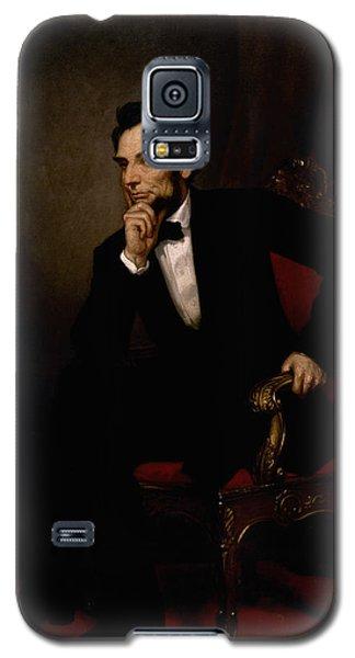President Lincoln  Galaxy S5 Case