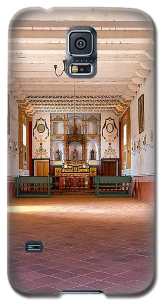 Presidio Chapel Galaxy S5 Case