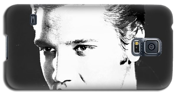 Presley Look Galaxy S5 Case by Gina Dsgn