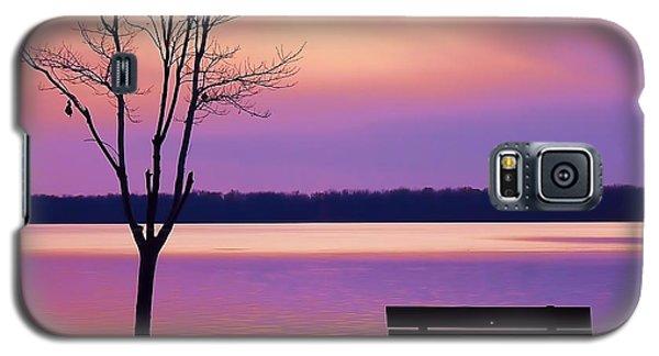 Presque Isle Solitude 11.12.12 Galaxy S5 Case