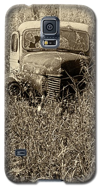 Pressing Time Galaxy S5 Case
