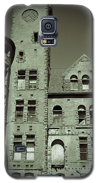 Preston Castle Tower Galaxy S5 Case by Holly Blunkall