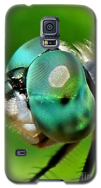 Pretty Eyes Galaxy S5 Case