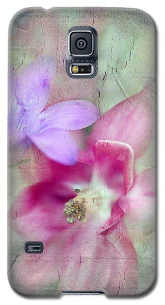 Pretty Flowers Galaxy S5 Case