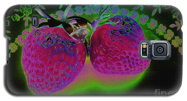 Pretty In Pink Galaxy S5 Case by Martin Howard