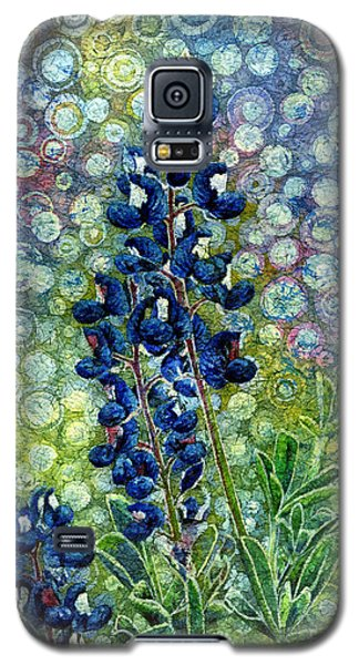 Pretty In Blue Galaxy S5 Case