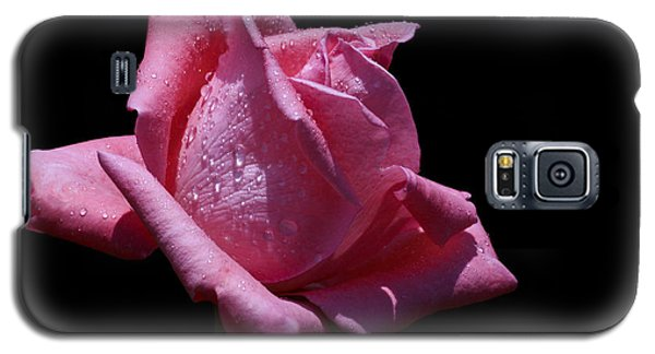 Galaxy S5 Case featuring the photograph Pretty Pink by Doug Norkum