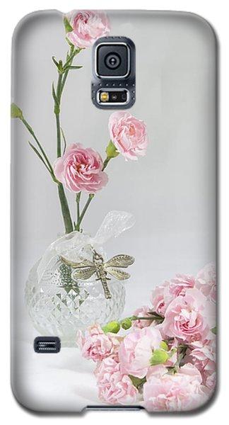 Pretty Pink Galaxy S5 Case