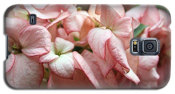 Pretty Pink Petals Galaxy S5 Case