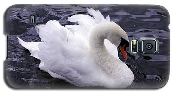 Pretty Swan Galaxy S5 Case