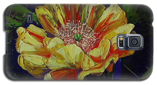 Prickly Flower Galaxy S5 Case